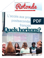 La Rotonde - Édition du 2 décembre 2013