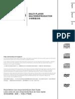 Cdj 2000nexus m Operating Manual Eng Esp