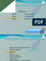 KOMPONEN UTAMA ELEVATOR.pptx