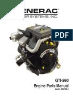 generator Gt 990 Engine