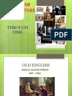 British Literature Through Time