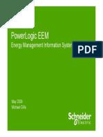 Enterprise Class Energy Management Information
