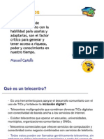 Telecentros Manuel Castells