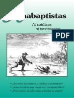 Los Anabaptistas Arte Para Cristo