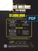 Mega Millions VIII at The Bicycle Casino