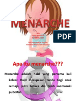 PPT Menarche