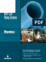 Duratec Compressed Air & Gas Brochure