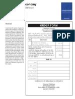 Bhutan Book Order Form