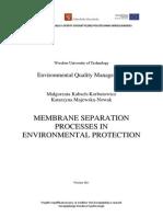06_Membrane Separation Processes