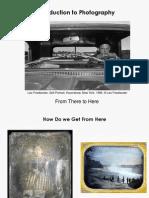 Photography Intro Web