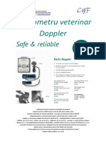 Tensiometru Veterinar Prezentare Si Prospecte