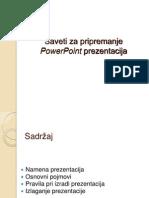 Uputstva za prezentaciju.ppt