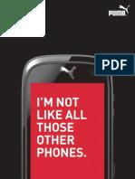 Sagem Puma Phone Manual