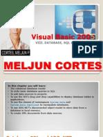 MELJUN CORTES Visual Basic 2005 - 08 Database SQL and ADO .NET