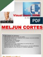 MELJUN CORTES Visual Basic 2005 - 09 Multithreading
