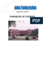 Cati Pakistan Training Course - Mechanical