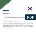 20131202 - CP - Icade Klepierre Odysseum