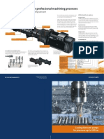 Reliable screw pumps for professional machining processes