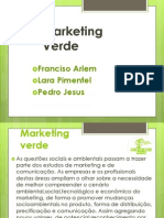 Marketing Verde 2