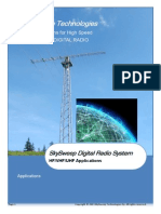 SkySweep HF VHF UHF Digital Radio Applications