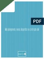[Ebook] Mais planejamento, menos desperdício |  Espaço Livre Arquitetura