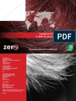Investigación de los niveles de mercurio en  el cabello de mujeres en edad fértil en 9 países