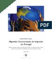 caracterização da imigração em portugal