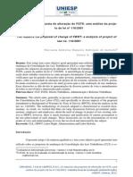 TFG - FGTS Lei 110/2001
