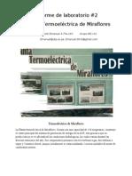 Termoeletrica de Miraflores