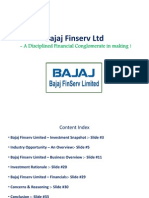 1. May 2013 Multibagger Stock Bajaj Finserv Ltd