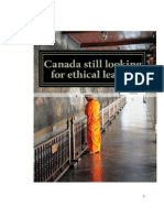 Canada Still Looking for Ethical Leader!