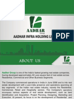 Aadhar Group Unveils The Business Capital at Greater Noida West