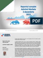 Forex-Raportul Complet Admiral Markets 2 Dec 2013