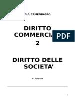 diritto commerciale - le società