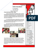 Intermediate Elementary School Newsletter