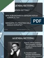 teori agenda setting
