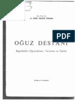 Zeki Velidi Togan - Oguz Destani