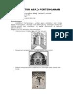 Arsitektur Abad Pertengahan