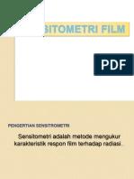 Sensitometri Film