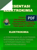 Sel Elektrokimia I