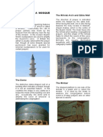 Features of a Mosque