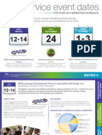 Foodservice Events 2014 Interactive PDF