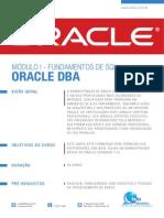 Oraclae DBA - Módulo I