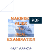 Oral Guide for Mariners