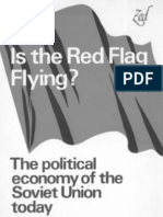 Is the Red Flag Flying? The Political Economy of the Soviet Union