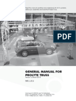 General Manual Truss