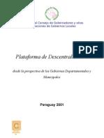 Documento Descentralizacion