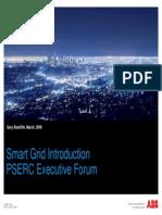 Rackliffe Pserc Smart Grid Forum Mar09