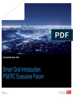 Rackliffe Pserc Smart Grid Forum Mar09