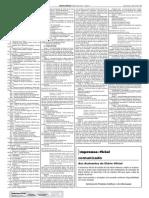 DECRETO Nº 56.031-2010 legislação - Lista espécies ameaçadas SP ESSE AQUI